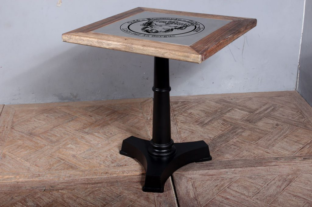 Tempo Traditional Dining Table - Maison et Deco - Factory ...